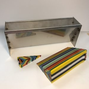 Stainless Steel Kaleidoscope Pattern Bar Mold