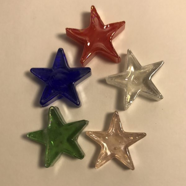 Mixed glass stars