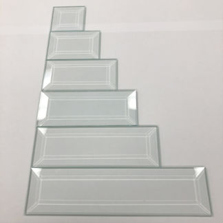 Stock Straight Line Bevels