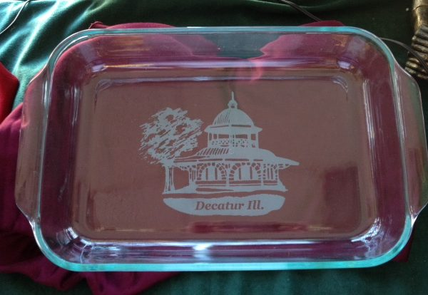 Decatur Transfer House Baking Dish